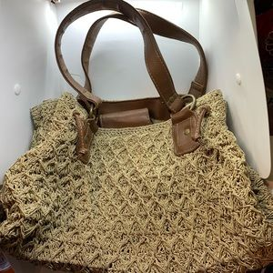 Handbags - Knit Purse some has wear-5 for $15